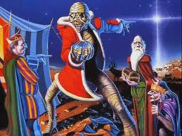 Iron Maiden Xmas Song??!!