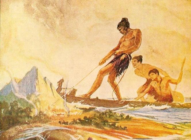 Image result for maui myth