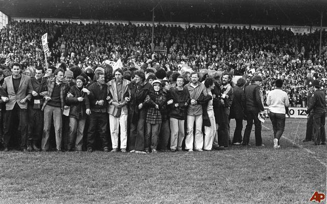 25th of July 1981. A sad for rugby but an important day for political freedom.
