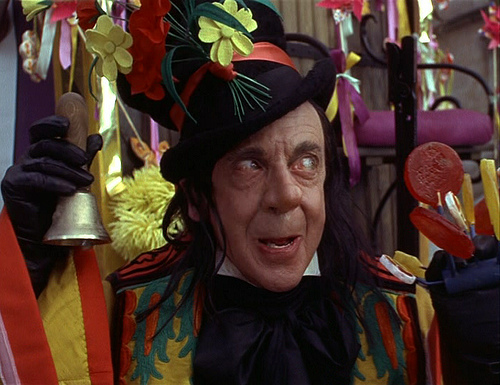 The Child Catcher from 'Chitty Chitty Bang Bang'...Sweet Dreams Children...