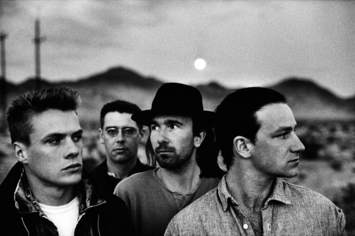 U2 - Only two US number one singles.