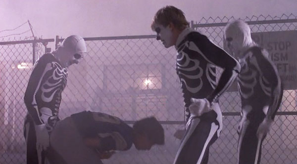 Karate Kid (1984) - They had a bone to pick with Johnny.