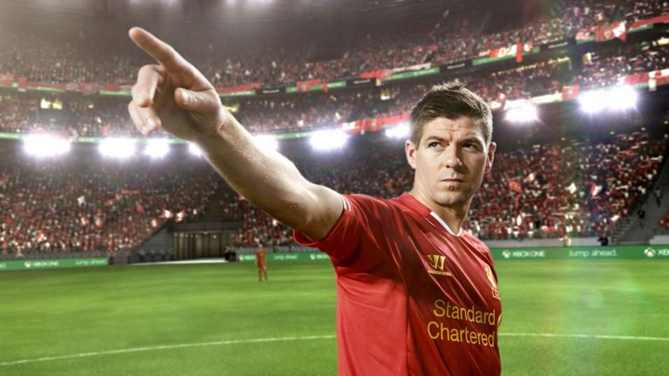 Stevie G... The best premiership player never to have won a League title?