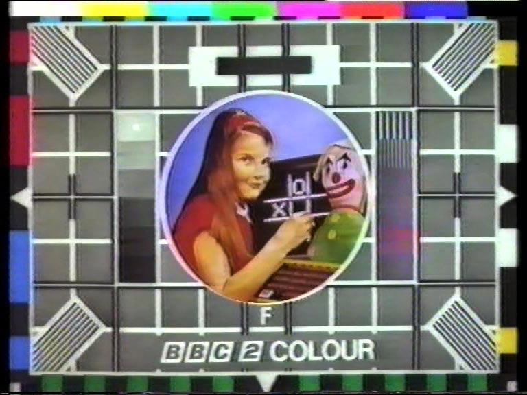 BBC - Test Card - Pretty disturbing!